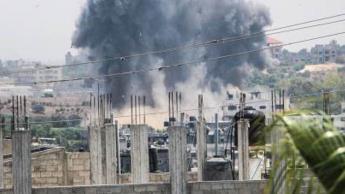 Reportan nuevo ataque de Israel contra Gaza