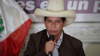 Rechaza Pedro Castillo voces que buscan anular la elección presidencial en Perú