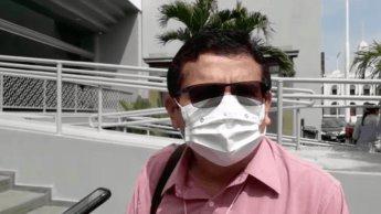 Sentencia JMF que en 2 meses Ricardo Fitz estará fuera del PRD