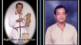 Muere el músico Ruffo Mario García Patricio