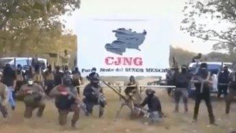 Identifica el departamento de justicia de EE.UU. al CJNG como el mejor armado de México