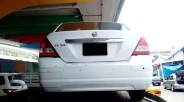 Recupera SSYPC vehículo con reporte de robo en Villahermosa