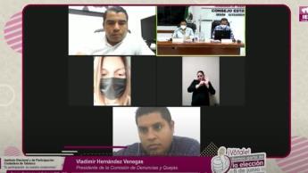 Piden en el IEPC Tabasco a alcaldesa electa de Paraíso retirar publicación donde aparecen menores