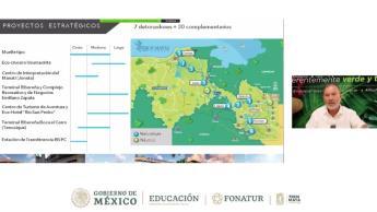 """Presenta Tabasco proyecto """"Ríos Mayas"""" en el 1er Foro Académico de Turismo Alternativo y el Tren Maya"""