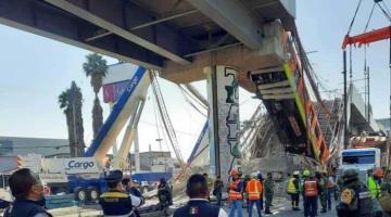 Falla estructural provocó colapso de la Línea 12 del Metro: dictamen preliminar