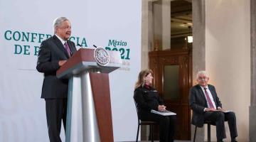 """Oposición está menguada; """"nosotros tenemos muchísimos con posibilidad de llegar a ser presidente"""": Obrador"""