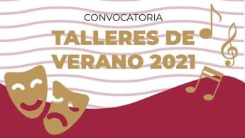 Invita Secretaría de Cultura de Tabasco a los talleres de verano 2021
