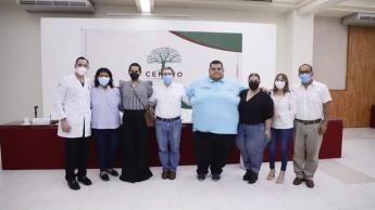 """Presenta Ayuntamiento de Centro resultados del programa """"Pierde peso, gana vida"""""""