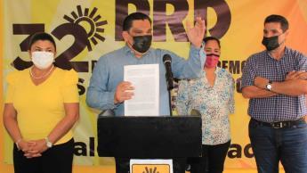 PRD acusa irregularidades en 70% de casillas en Comalcalco; impugna elección