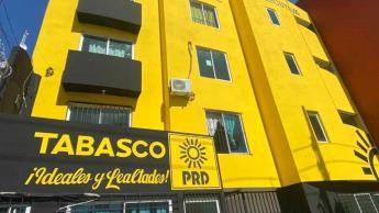 Prepara PRD Tabasco limpia de militantes traidores