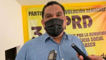 ´Evaristo es un mapache electoral´: PRD, tras confirmarse que acudió a Campeche a apoyar a Layda Sansores