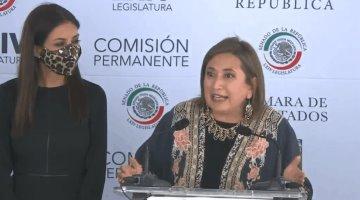 Ebrard tiene una responsabilidad política por haber decidido cambiar trenes y trazos: Xóchitl Gálvez