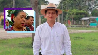 Acusa alcalde electo de Cunduacán que Nydia Naranjo está detrás de la impugnación de su elección