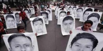 Reconoce CNDH avance en el caso de los 43 normalistas de Ayotzinapa