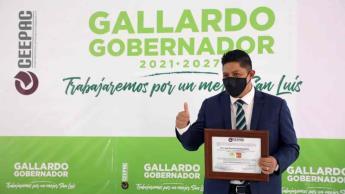 Gobernador electo de San Luis Potosí, Ricardo Gallardo, es investigado por la UIF, por presunto financiamiento ilícito en su campaña