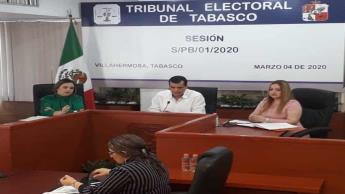 Asegura TET que impugnaciones de la elección se resolverán con imparcialidad