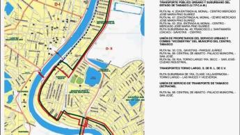 Movilidad modifica rutas del transporte público en Gaviotas por construcción del parque lineal