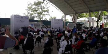 Solicitan 3,500 migrantes refugio en Tabasco, informa la ACNUR