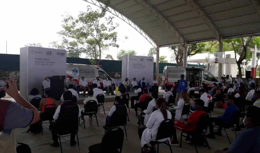 Anuncian construcción de nuevo albergue para migrantes y refugiados en Villahermosa