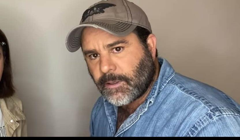 """Me dio cáncer de piel"", revela el actor Eduardo Capetillo"