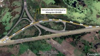 Anuncia SCT apertura parcial del entronque La Manga, carretera libramiento de Villahermosa