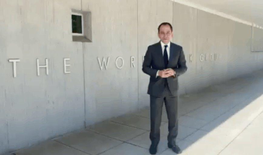 Preside Arturo Herrera segunda reunión del comité de remuneraciones del FMI y el BM