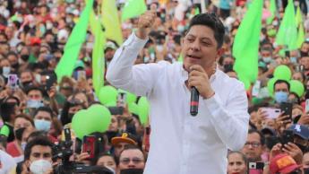 Reitera Ricardo Gallardo, gobernador electo de San Luis Potosí, que la UIF no lo investiga