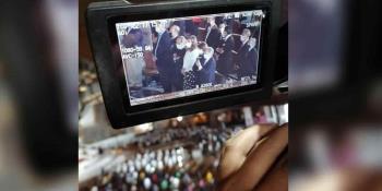 Reaparece Felipe Calderón en público, tras contagio de COVID-19