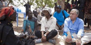 Pide ONU ayudar a refugiados; afirma que es deber de todos apoyarlos