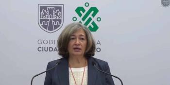 Florencia Serranía Soto podría dejar el Sistema de Transporte Colectivo Metro, tras 50 días del accidente de la L12