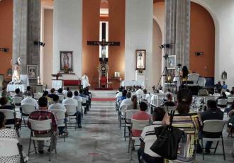 Mantendrá diócesis de Tabasco misas virtuales mientras exista crisis sanitaria