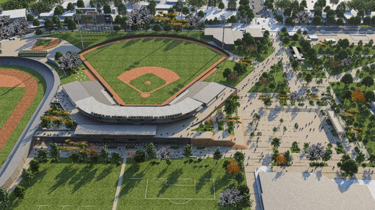 Se construirá nuevo estadio Centenario 27 de Febrero, estará listo en diciembre de este año