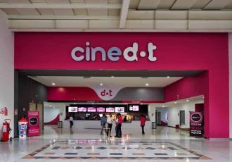 Llega nueva alternativa para cinéfilos, Cinedot ingresa a México con 120 salas
