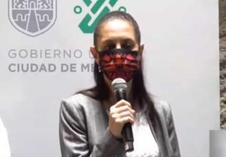 Solicita Claudia Sheinbaum a la fiscal de la CDMX atender a la madre de la youtuber YosStop