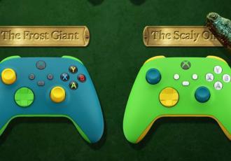 Uno para cada variante... Xbox lanza controles basados en Loki