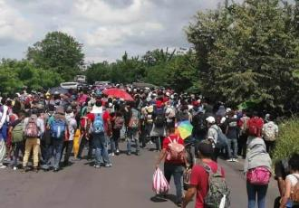Pide Iglesia Católica al Gobierno de México dejar a un lado la represión a migrantes