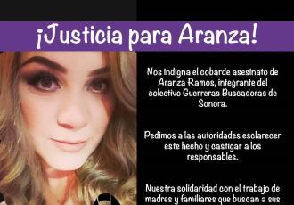 """Condena CNDH asesinato de integrante de """"Madres buscadoras de Sonora"""""""