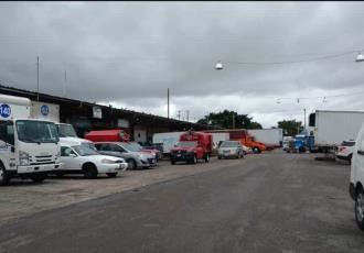 Asaltan oficinas de la Central de Abastos de Villahermosa