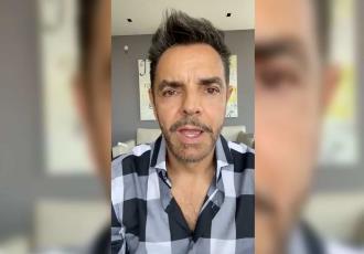 Asegura Eugenio Derbez que ha estado pendiente de la salud de Sammy, tras ser criticado en redes sociales