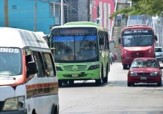 Transporte público en Tabasco operará hasta las 10 de la noche anuncia SEMOVI