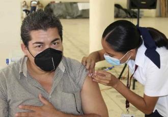 Hoy inicia vacunación anticovid a adultos de 30 a 39 años en Centro, Zapata, Jonuta y Nacajuca