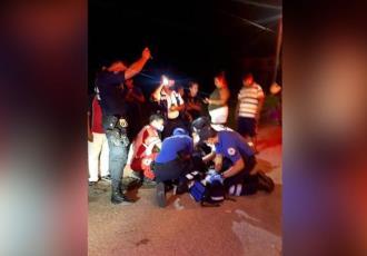 Asaltan y machetean a hombre en Comalcalco