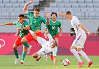 Gran debut de México en Juegos Olímpicos; la selección tricolor gana 4 – 1 a Francia