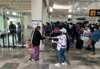 Inicia INM operativo de verano para recibir a migrantes mexicanos