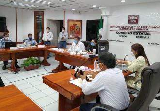 Clausuran de manera oficial trabajos de la comisión de debates del IEPC