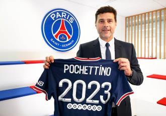 Mauricio Pochettino renueva por dos años como DT del PSG