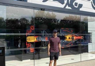 """""""Checo"""" Pérez, el cuarto piloto mejor pagado en F1; recibirá 18 mdd"""