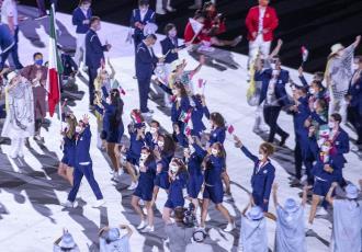 AMLO envía buenos deseos a atletas mexicanos en los Juegos Olímpicos