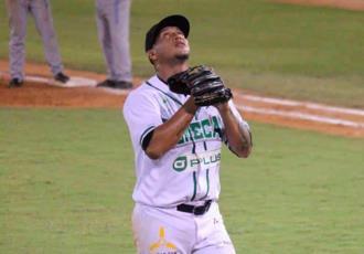 Con cátedra de Luis Escobar Olmecas gana la serie a Leones