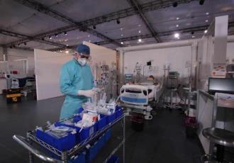 Inicia reconversión de hospitales para la atención de COVID-19 en la CDMX